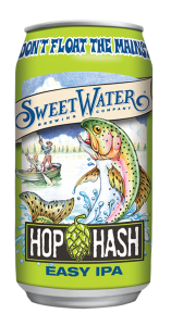 SweetWater Brewing Hop Hash Easy IPA