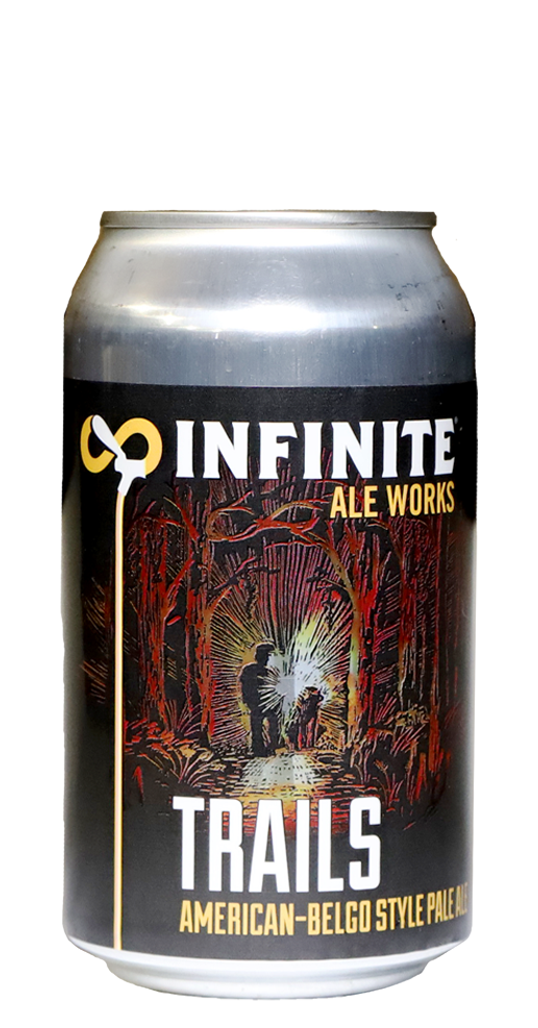 Infinite Ale Works Trails Pale Ale