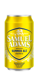 Samuel Adams Summer Ale Can 2019