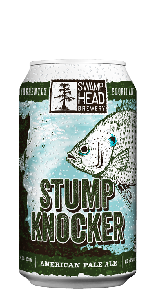 Swamp Head Brewery Stumpknocker American Pale Ale