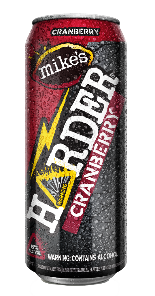 Mike's Harder Lemonade Cranberry