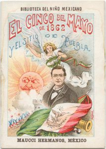 Photo courtesy of Wikimedia commons - By SMU Central University Libraries - El cinco de Mayo de 1862 y el sitio de PueblaUploaded by PDTillman, No restrictions, https://commons.wikimedia.org/w/index.php?curid=15531372