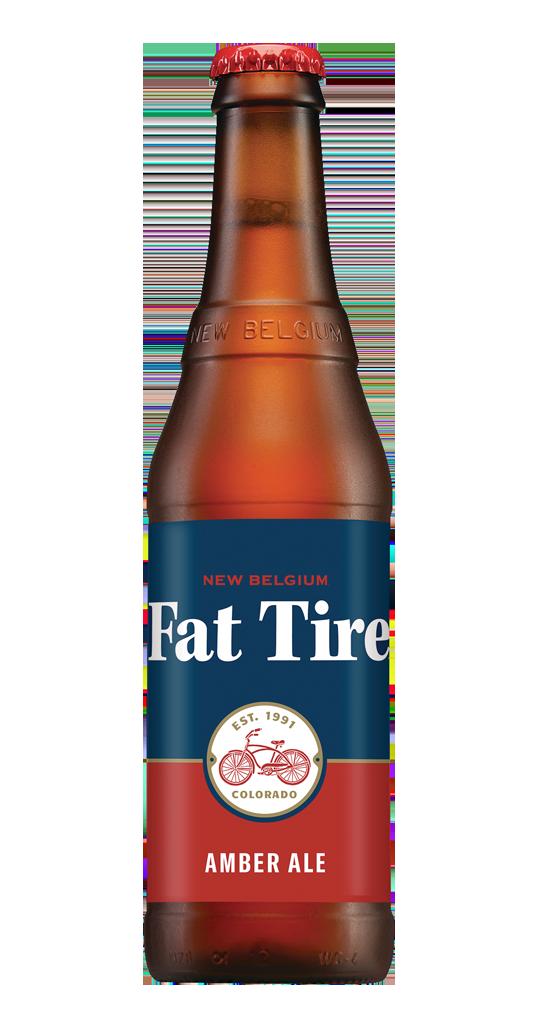 New Belgium Brewing Fat Tire Amber Ale