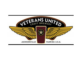 Veterans United Craft Brewery Logo