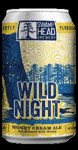 Swamp Head Brewery Wild Night Honey Cream Ale