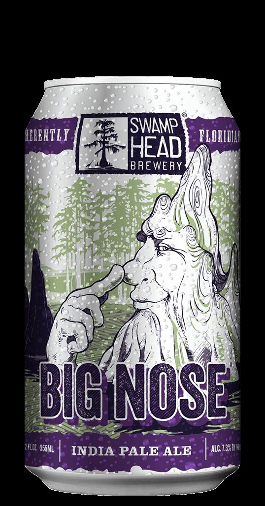 Swamp Head Brewery Big Nose IPA