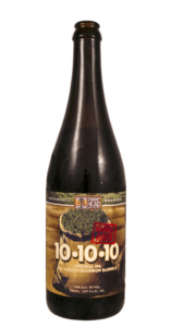 Swamp Head Brewery Barrel-Aged 10-10-10
