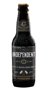 Coppertail Brewing Independent Pilsner