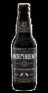 Coppertail Brewing Independent Pilsner