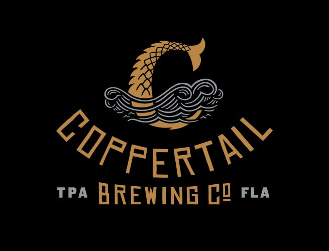 Coppertail Brewing Company Logo