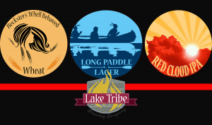 Lake Tribe Brewing Beer Mashup