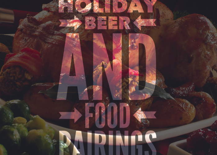 Holiday Beer and Food Pairings