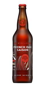 New Belgium Brewing French Oak Saison
