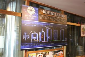Saltwater Brewery Brewing Process