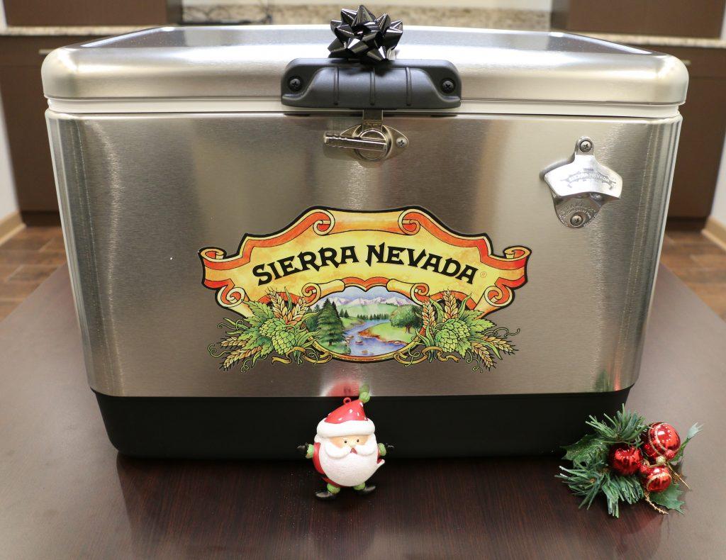 Sierra Nevada Steel Cooler