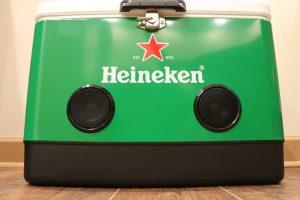 Heineken Speaker Cooler