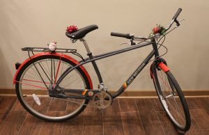 New Belgium Brewing Bicycle