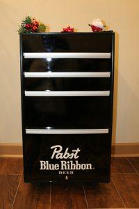 Pabst Blue Ribbon Fridge
