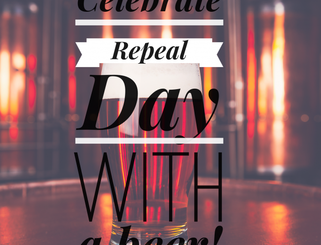 Repeal Day Graphic