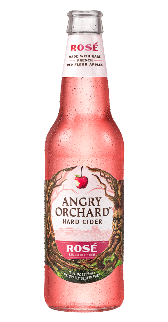 Angry Orchard Rose Cider