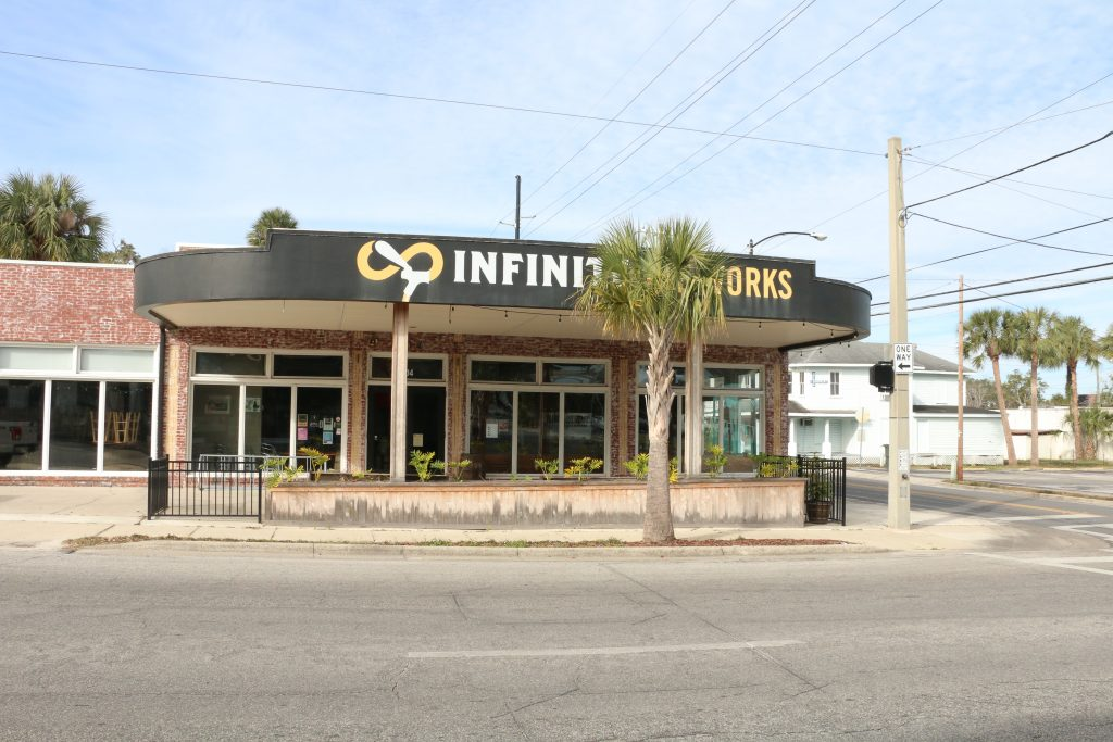 Infinite Ale Works Exterior