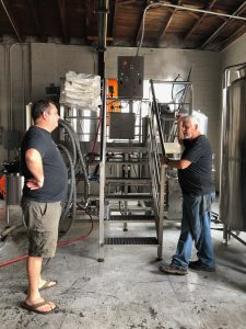 Infinite Ale Works Craig & Juan