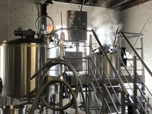 Infinite Ale Works Steaming Kettle