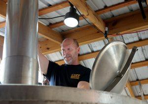 Fran Copp Brewing