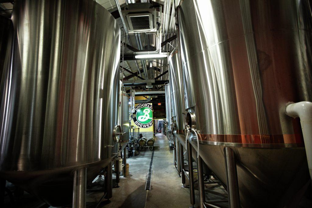 Brooklyn Brewery Fermentors-5616x3744