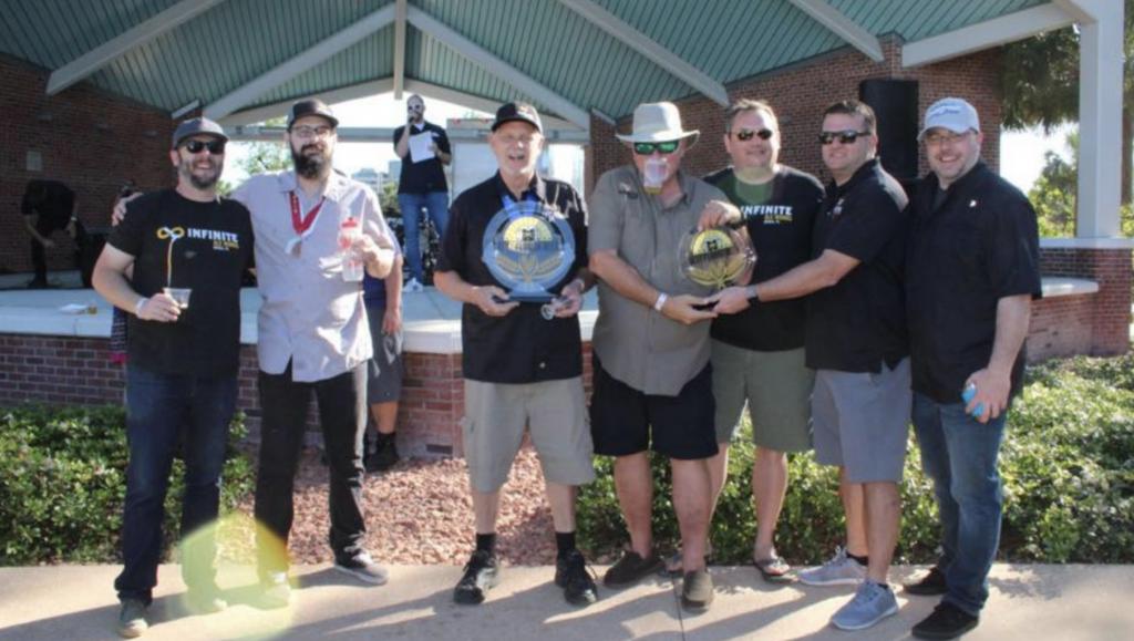 Infinite Ale Works wins Best Florida Brewery