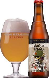 New Belgium Brewing Voodoo Ranger Juicy Haze