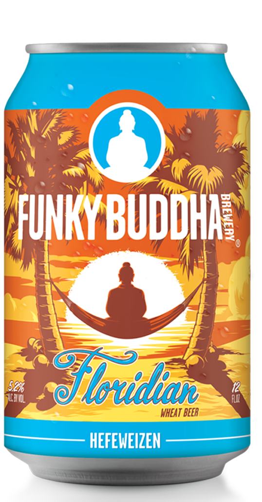 Funky Buddha Brewery Floridian Hefeweizen