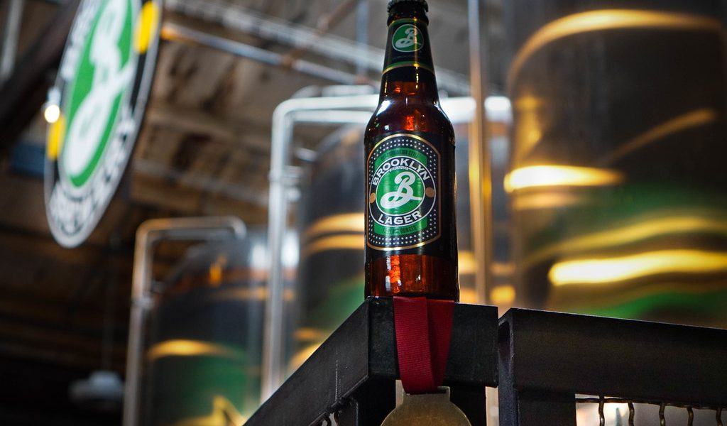 Brooklyn Lager WBC Gold