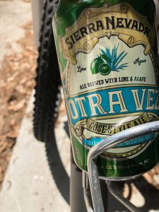 Sierra Nevada Otra Vez Gose - Lime & Agave is a portable, thirst-quenching margarita in a can.