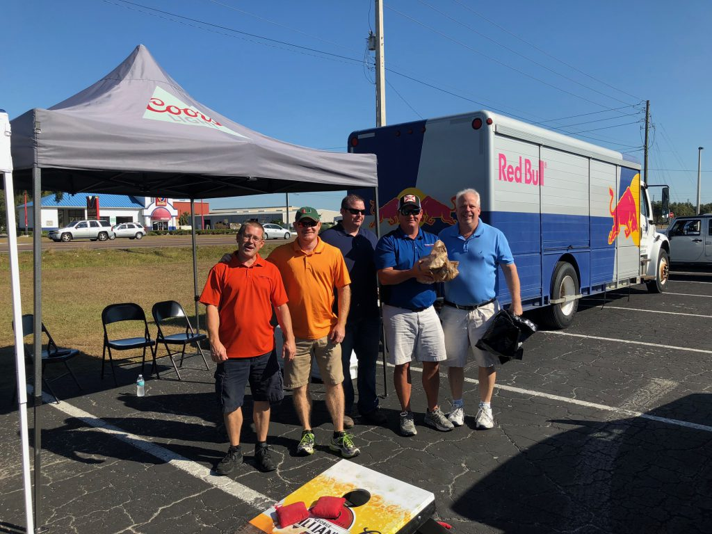 Team Cone Rib Fest Pic