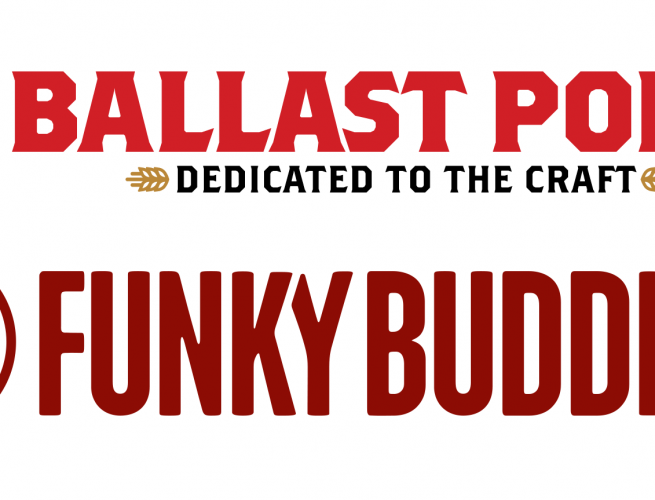 Ballast Point and Funky Buddha Logo