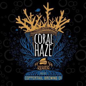 Coppertail Brewing Coral Haze Pale Ale