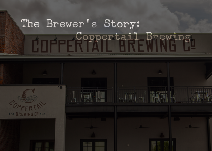 The Brewer's Story: Coppertail Brewing Company