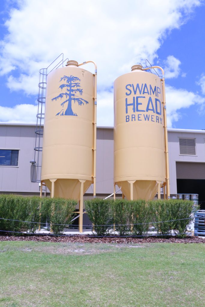 Swamp Head Brewery Exterior