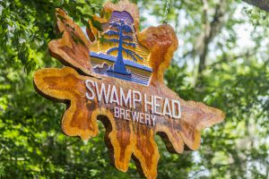 Swamp Head Brewery Sign