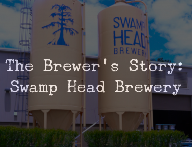 The Brewer's Story: Swamp Head Brewery