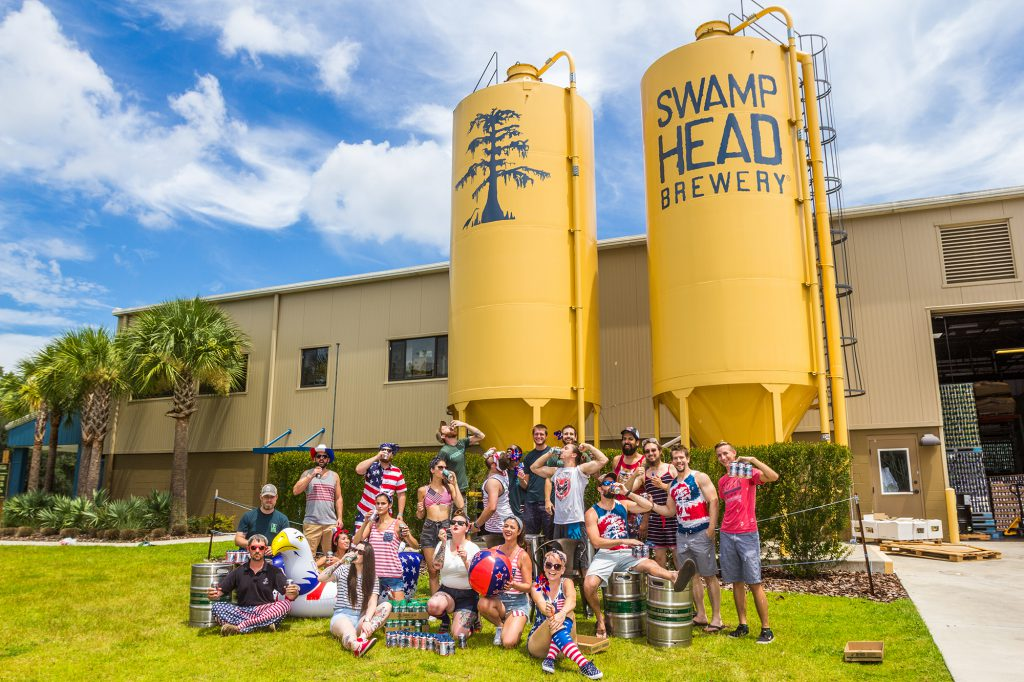 Swamp Head Brewery Staff Photo