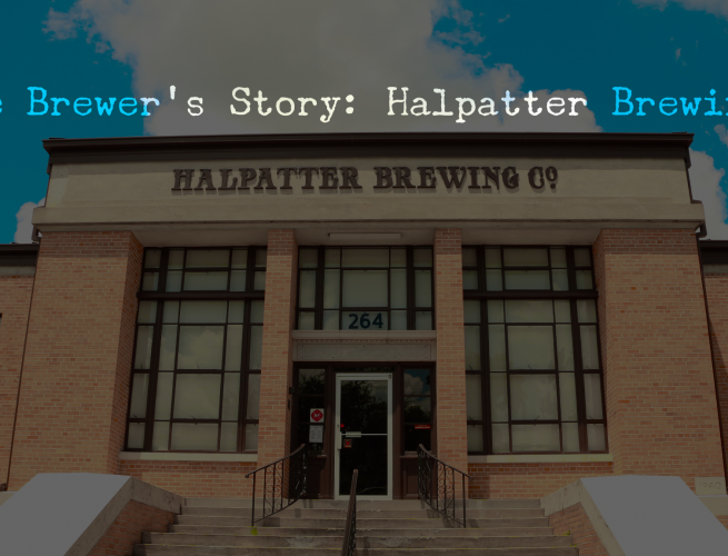 The Brewer's Story: Halpatter Brewing Company