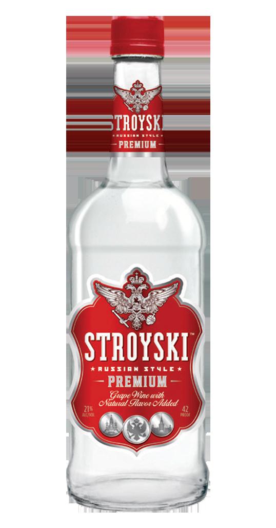 Brookstone Stroyski Vodka
