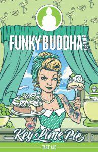 Funky Buddha Brewery Key Lime Pie Ale