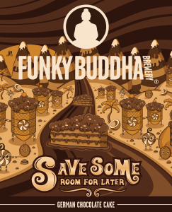 Funky Buddha Brewery Save Some Room For Later Brown Ale
