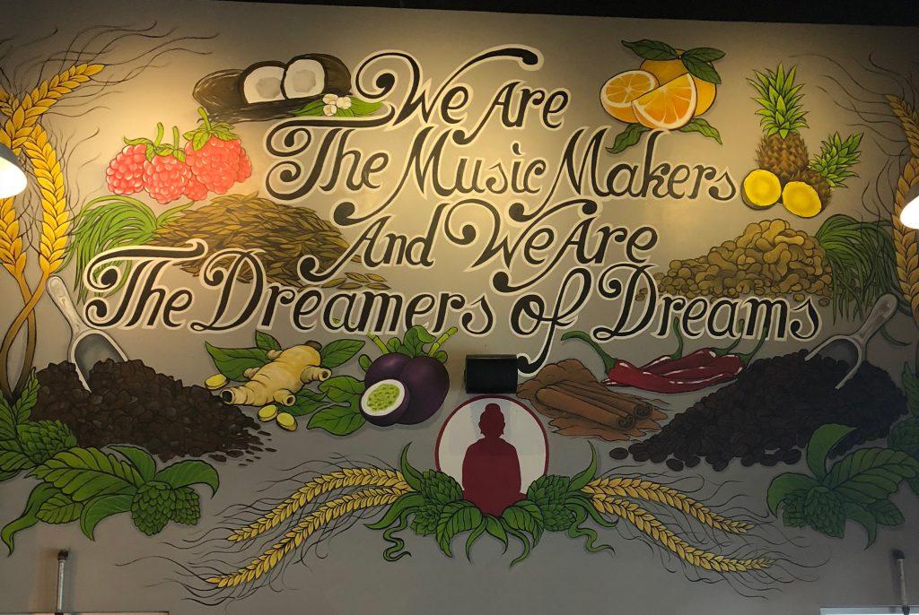 Funky Buddha Brewery Mural