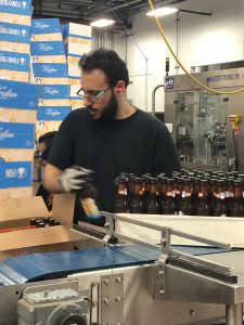Funky Buddha Brewery Packaging Line