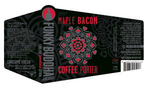 Funky Buddha Brewery Maple Bacon Coffee Porter