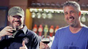 Funky Buddha Brewery founders Ryan Sentz and KC Sentz